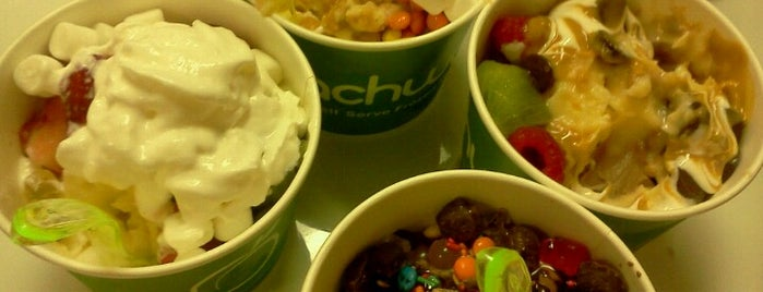 Peachwave is one of Robertさんのお気に入りスポット.