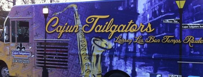 Cajun Tailgators is one of DFW Food Truck ❤.