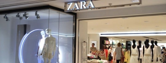 Zara is one of HKG.