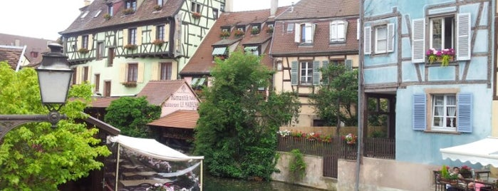 Colmar is one of The Bucket List.