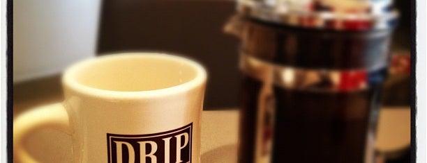 Drip Coffee is one of Coffee, Coffee, Coffee.