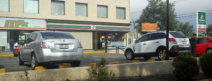 Seven Eleven San Jeronimo is one of Posti che sono piaciuti a Julio.