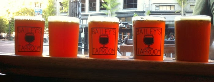 Bailey's Taproom is one of Portland Picks.