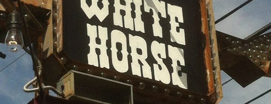 The White Horse is one of Austin, TX.