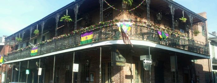 French Quarter is one of US Landmarks.