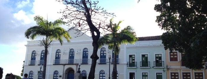 Prefeitura de Olinda is one of Viagem.