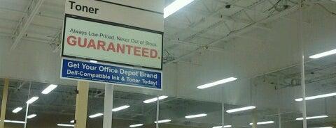 Office Depot is one of JoAnn : понравившиеся места.