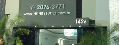 Infinity buffet e eventos is one of Posti salvati di Marcia.
