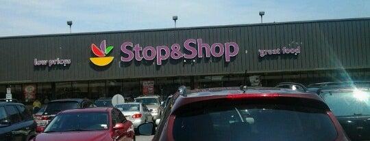Super Stop & Shop is one of Orte, die Kamara gefallen.