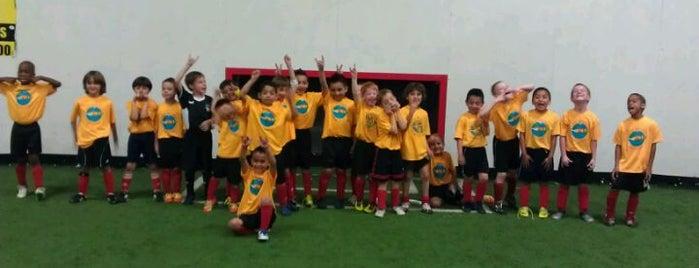 Austin Indoor Soccer is one of Austin.