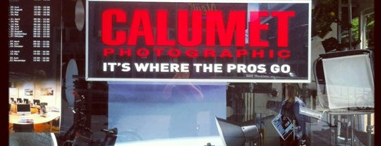 Calumet Photographic is one of Berlin Best: Shops & services.