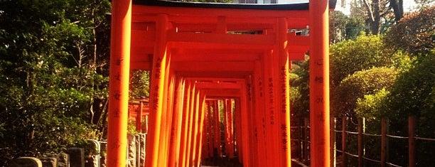 乙女稲荷神社 is one of 東京散策♪.