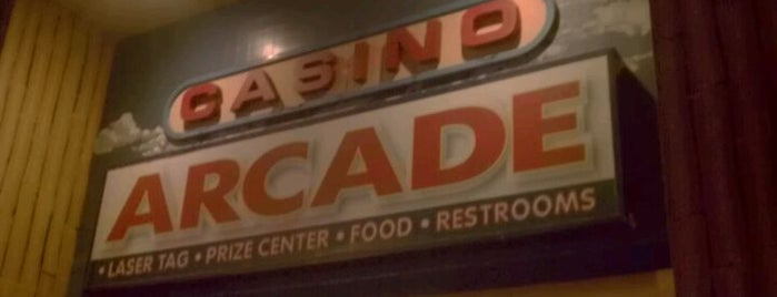 Casino Arcade is one of USA Trip 2013 - The West.
