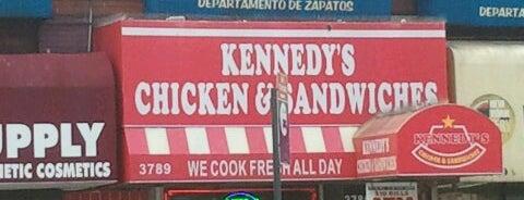 Kennedy Chicken & Sandwiches is one of Zxavier's Adventures.