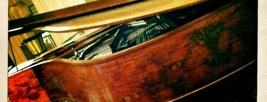 Cole Porter's Piano is one of Atlas Obscura NYC.