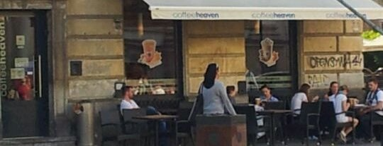Costa Coffee is one of Gespeicherte Orte von TC Sinem.
