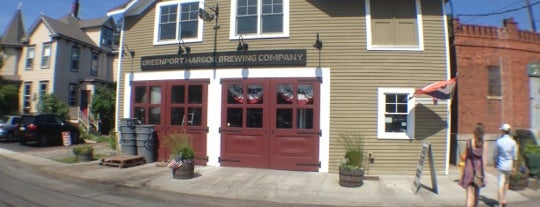 Greenport Harbor Brewing Company is one of Lieux qui ont plu à Swen.
