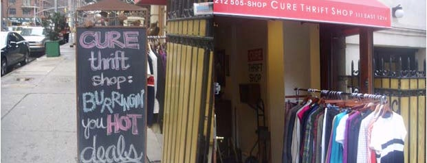 9efa5496fa0 Cure Thrift Shop is one of The 15 Best Shoes in Greenwich Village