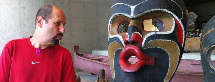 UBC Museum of Anthropology is one of Out & About in Vancouver B.C..