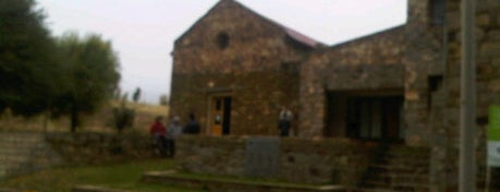 Iglesia Ntra Sra del Carmen de La Carolina is one of Cuyo (AR).