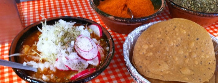 Mercado de Comida Coyoacán is one of Torta, Taco y Tamal.