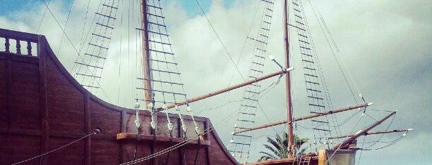 Museo Naval Barco de La Virgen is one of Fake Ships (fantasy replicas).