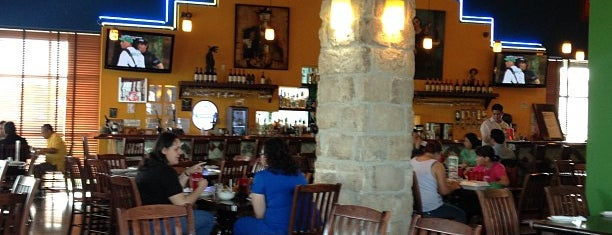 Mi Pueblito Restaurant Bar & Grill is one of Brownsville.