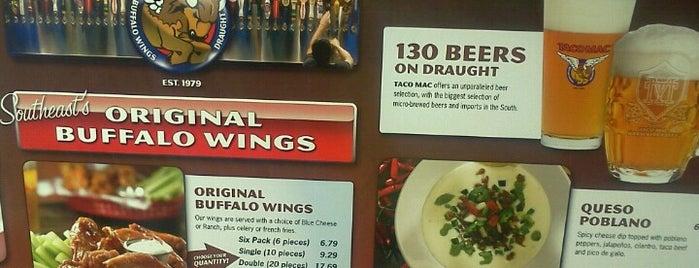 Taco Mac is one of Things to do in  Atlanta Georgia.