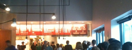 Chipotle Mexican Grill is one of Top Picks for Restaurants/Food/Drink Spots.