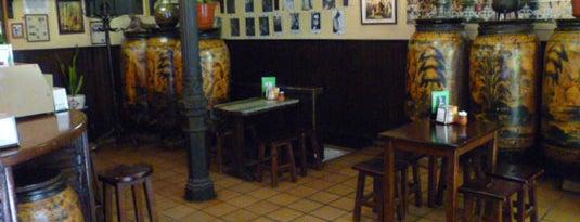 Taberna de La Copla is one of De cañas por las 50 tabernas centenarias de Madrid.