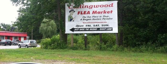Collingwood Auction & Flea Market is one of Duies 님이 좋아한 장소.