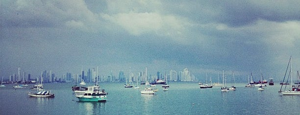 Calzada Amador is one of Panama.