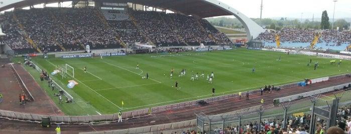 Dacia Arena is one of Еврокубки.