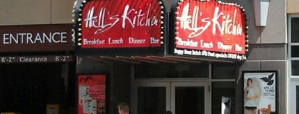 Hell's Kitchen is one of Lieux qui ont plu à Erica.
