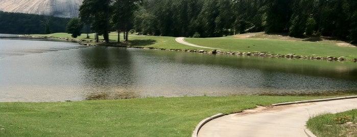 Stone Mountain Golf Club is one of Atlanta.