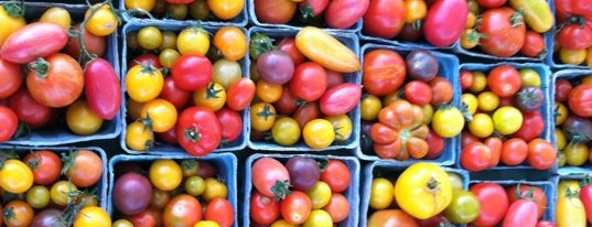 North Union Farmers Market at Shaker Square is one of Cleveland.