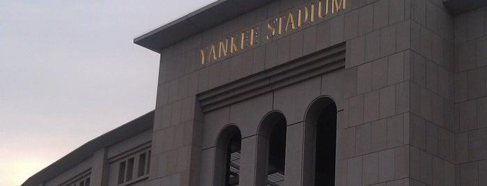 Yankee Stadium is one of I ❤ NY.