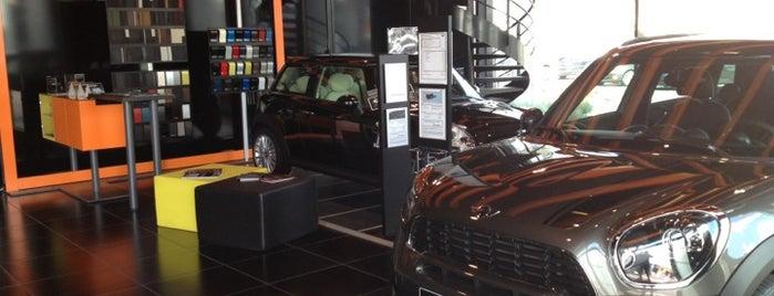 BMW MINI - Patrick Metz is one of Locais curtidos por Pauline.