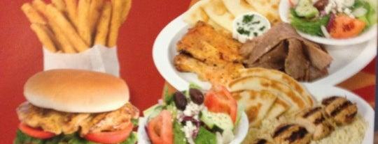 Greek Style Chicken is one of Henry 님이 저장한 장소.