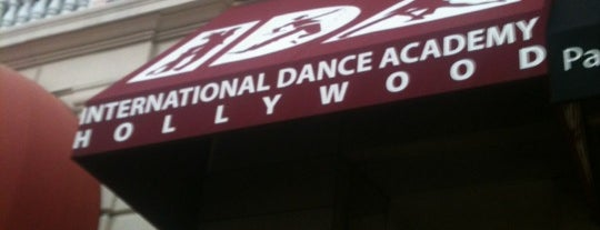 International Dance Academy is one of Dance Studios.