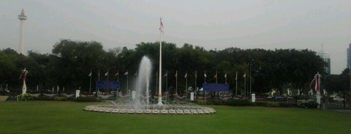 Negara Palace is one of Locais curtidos por Fadlul.