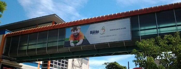 Escola Barão do Rio Branco is one of Marco'nun Beğendiği Mekanlar.