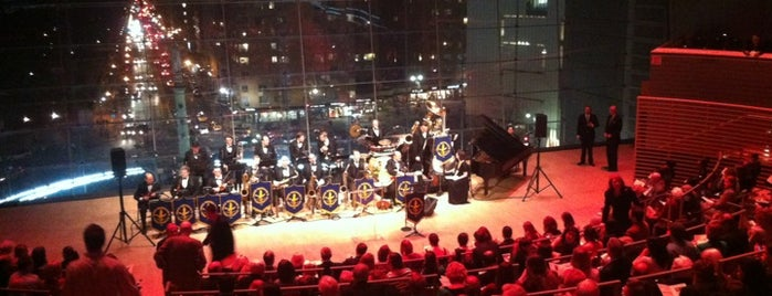 Jazz at Lincoln Center is one of New York.
