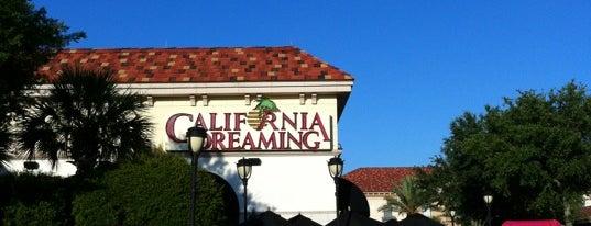 California Dreaming is one of Locais curtidos por Lillian.