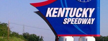 Kentucky Speedway is one of go📅🔛✔️.
