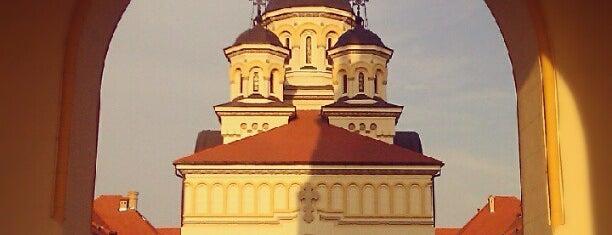 Catedrala Reîntregirii Neamului is one of Romania 2014.