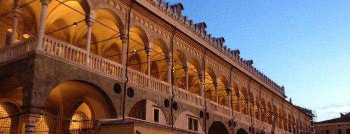 Palazzo della Ragione is one of nuova vita.