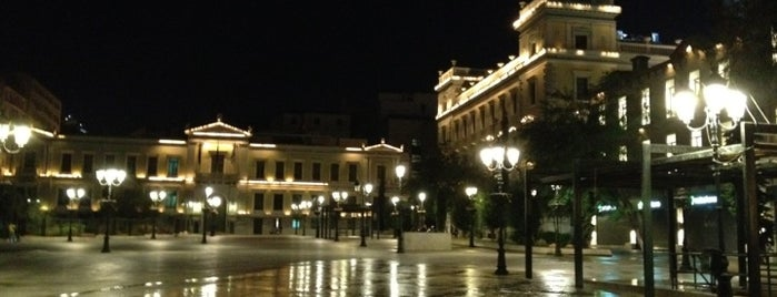 Kotzia Square is one of A local's guide: 48 hours in Athens.