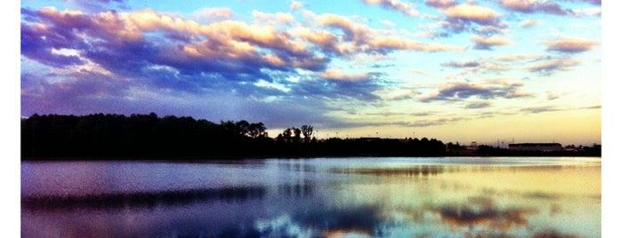 Bonita Lakes Park is one of MURICA Road Trip.