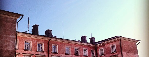 Suomenlinna-museo is one of Places to visit in Finland.